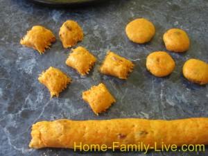 Сформовать печенье