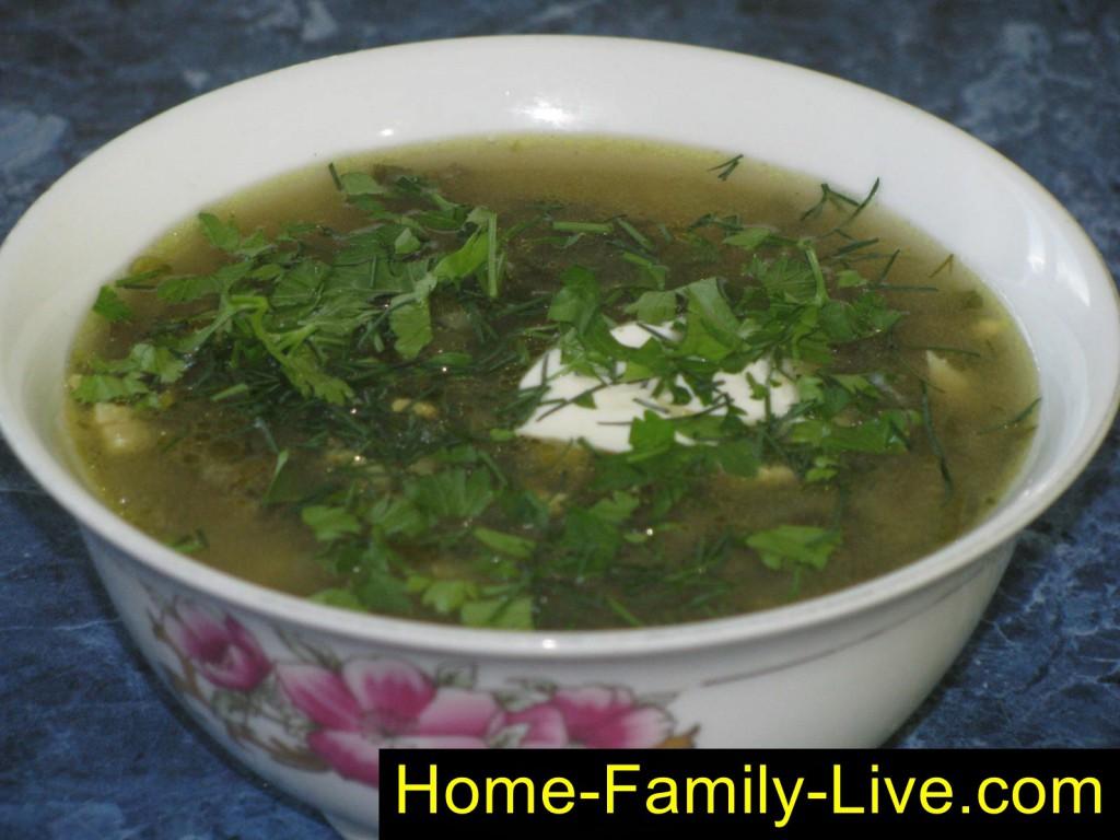 рецепты зелень кефиром фото