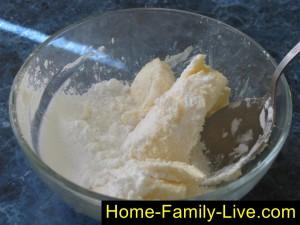 Прослойка-крем для булочек