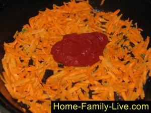 Томатный соус для гусариков