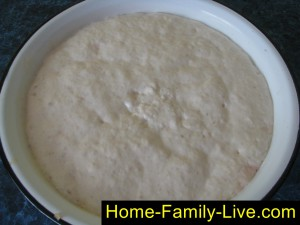 Опара для хлеба