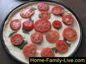 Разложим помидоры