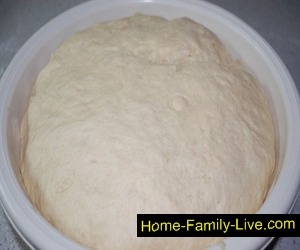 Тесто для сдобных булочек