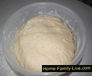 Тесто для турецкого хлеба