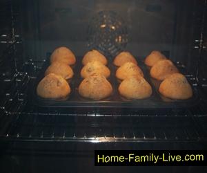 Мраморные кексы