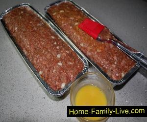 Мясной хлеб meatloaf Leberkäse