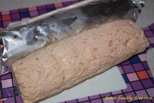Колбаса домашняя